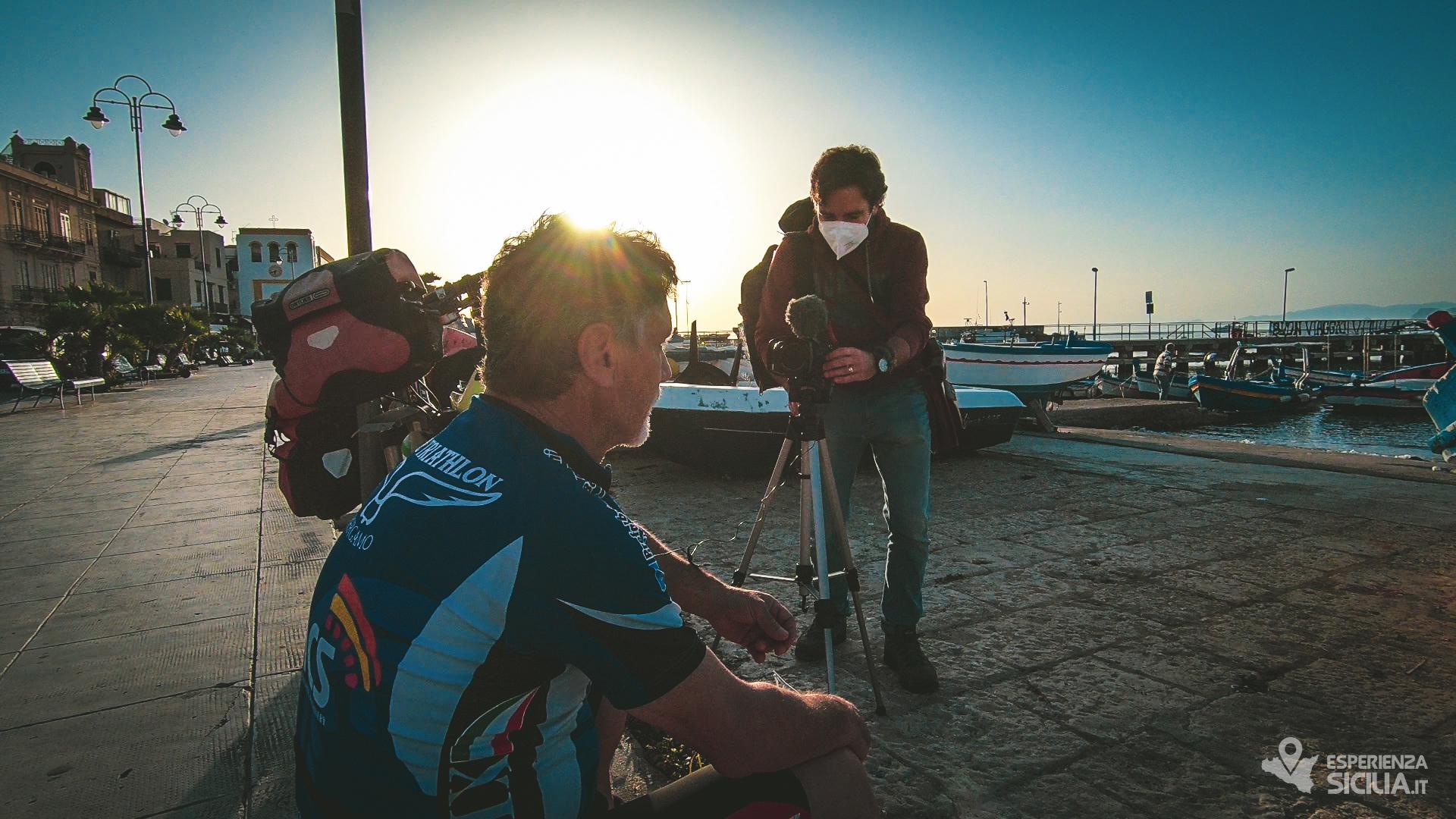 Un sognatore su due ruote. Intervista a Ugo Ghilardi – L'Andata