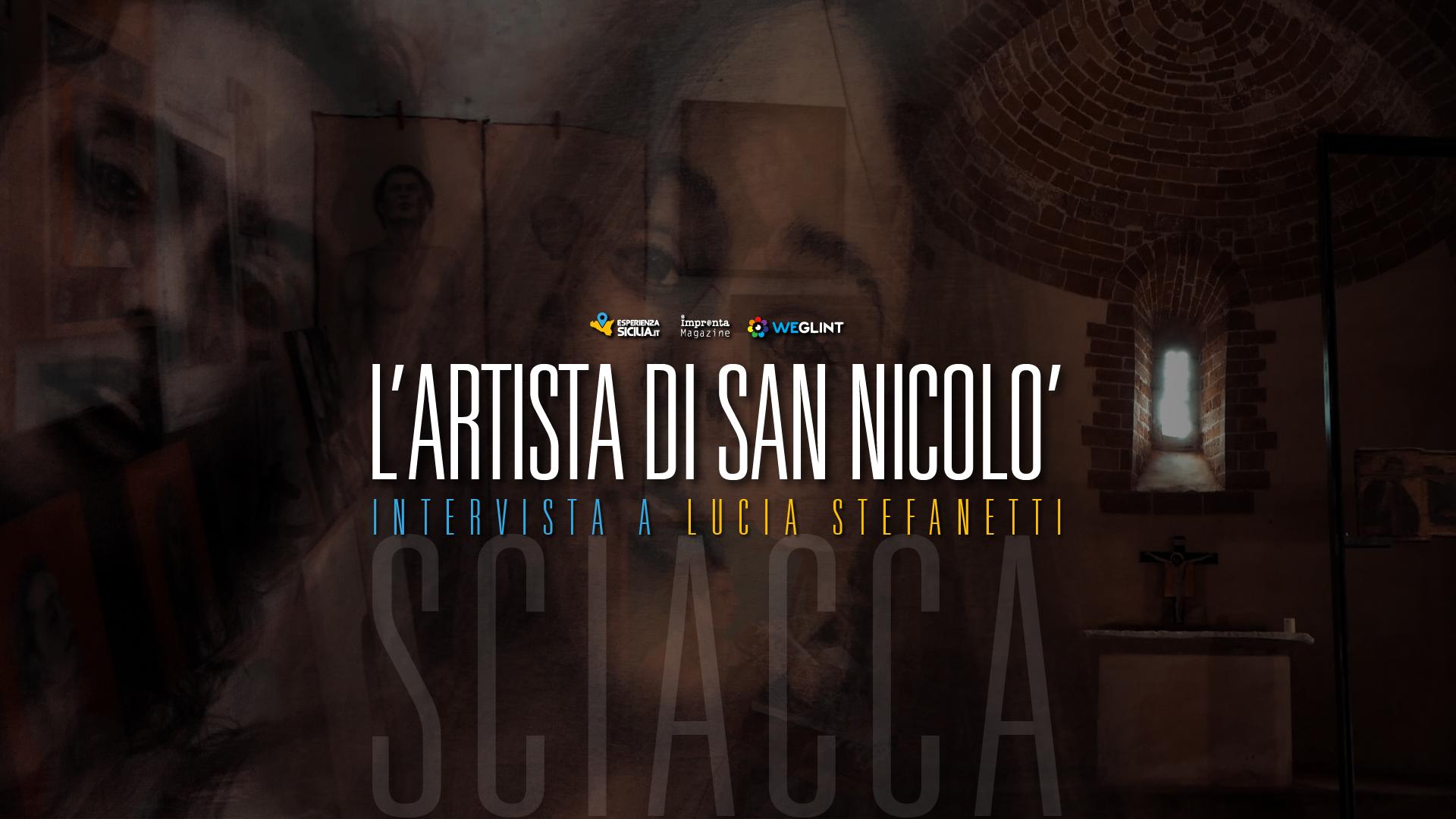 L'artista di San Nicolò